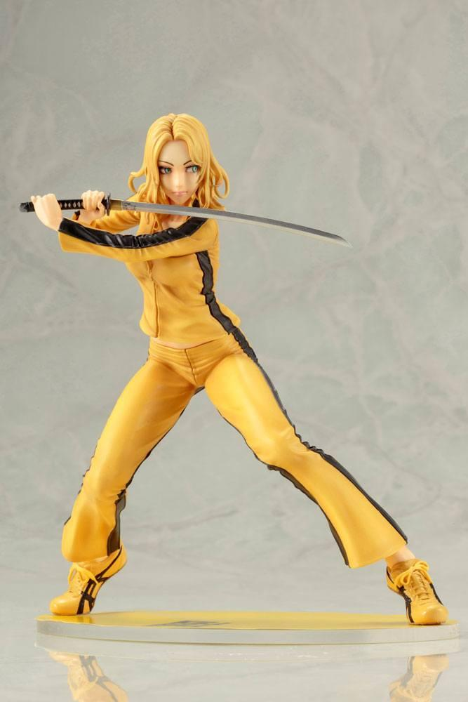 KILL BILL - The Bride  Bishoujo Statue - 20cm