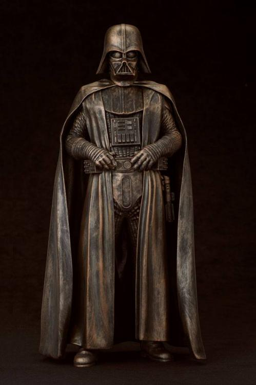 STAR WARS - Darth Vader Bronze SWC2019 Exclu - Statuette ARTFX 32cm