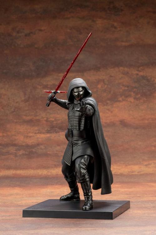 STAR WARS EPISODE IX - Figurine PVC ARTFXJ - Kylo Ren - 18cm