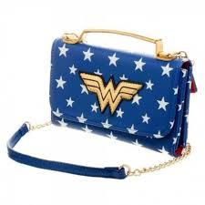 DC COMICS - Wonder Woman Handbag / Wallet