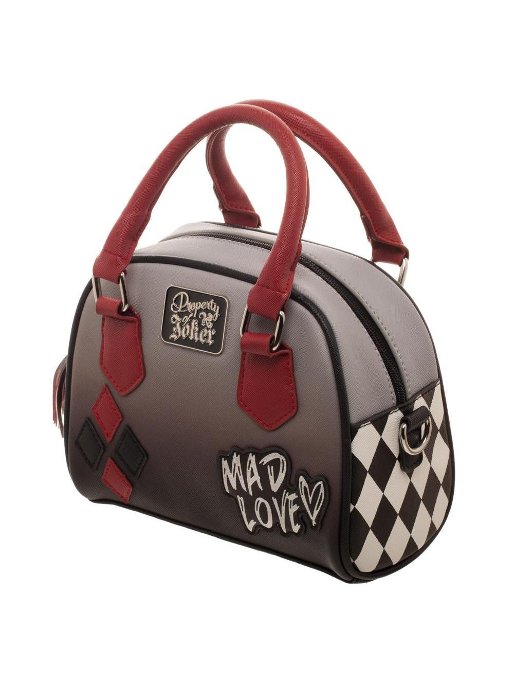 SUICIDE SQUAD - Mad Love Mini Bowler Handbag