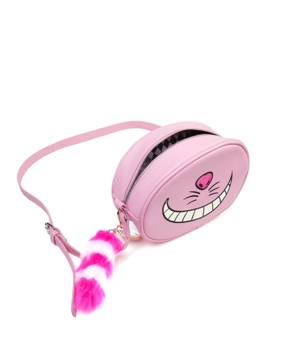 ALICE - Cheshire Cat Shoulderbag_3
