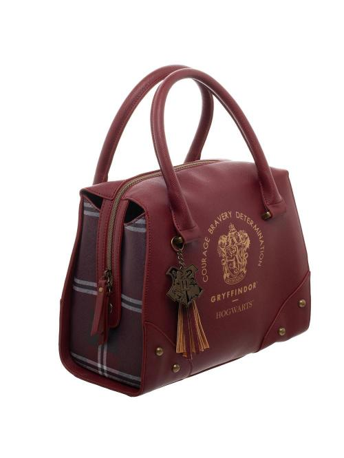 HARRY POTTER - Sac à main - Gryffindor Luxury Plaid Top (*)