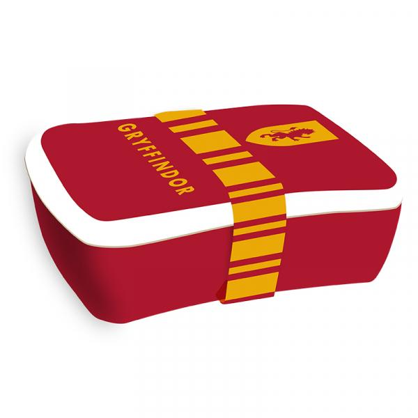 HARRY POTTER - Lunch Box 'Bamboo' - Gryffindor
