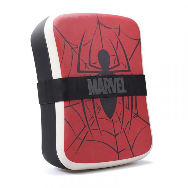 MARVEL - Lunch Box 'Bamboo' - Spiderman
