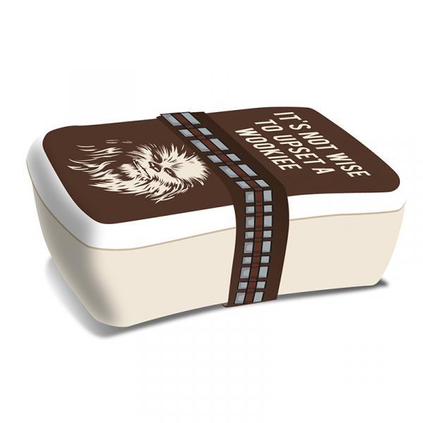 STAR WARS - Lunch Box 'Bamboo' - Chewbacca