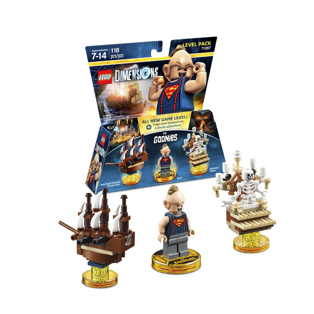 LEGO DIMENSIONS - Level Pack - Goonies_1