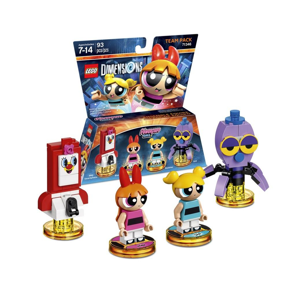 LEGO DIMENSIONS - Team Pack - Powerpuff Girls