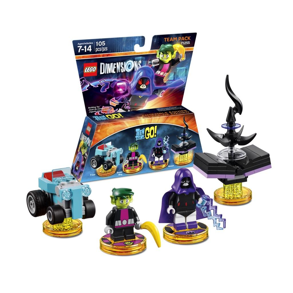 LEGO DIMENSIONS - Team Pack - Teen Titans Go