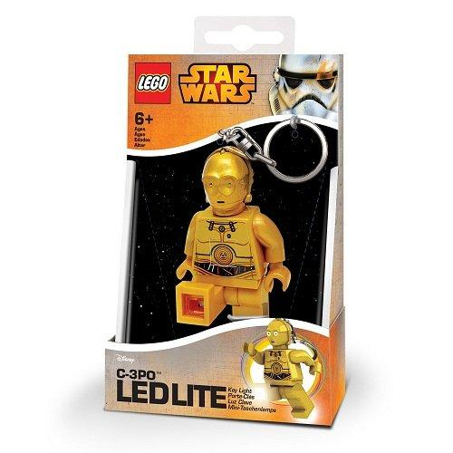 STAR WARS - Lego C3PO Key Light