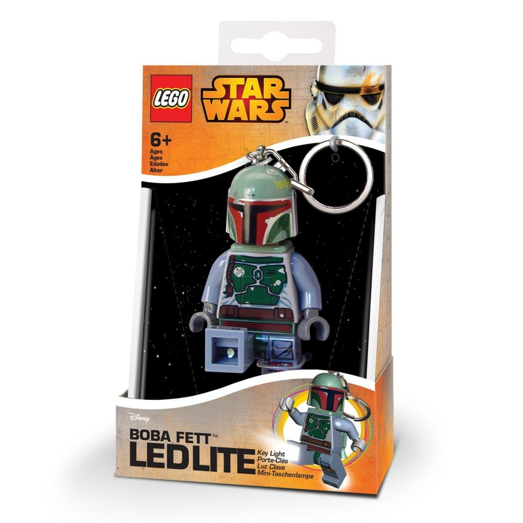 STAR WARS - Lego Boba Fett Key Light