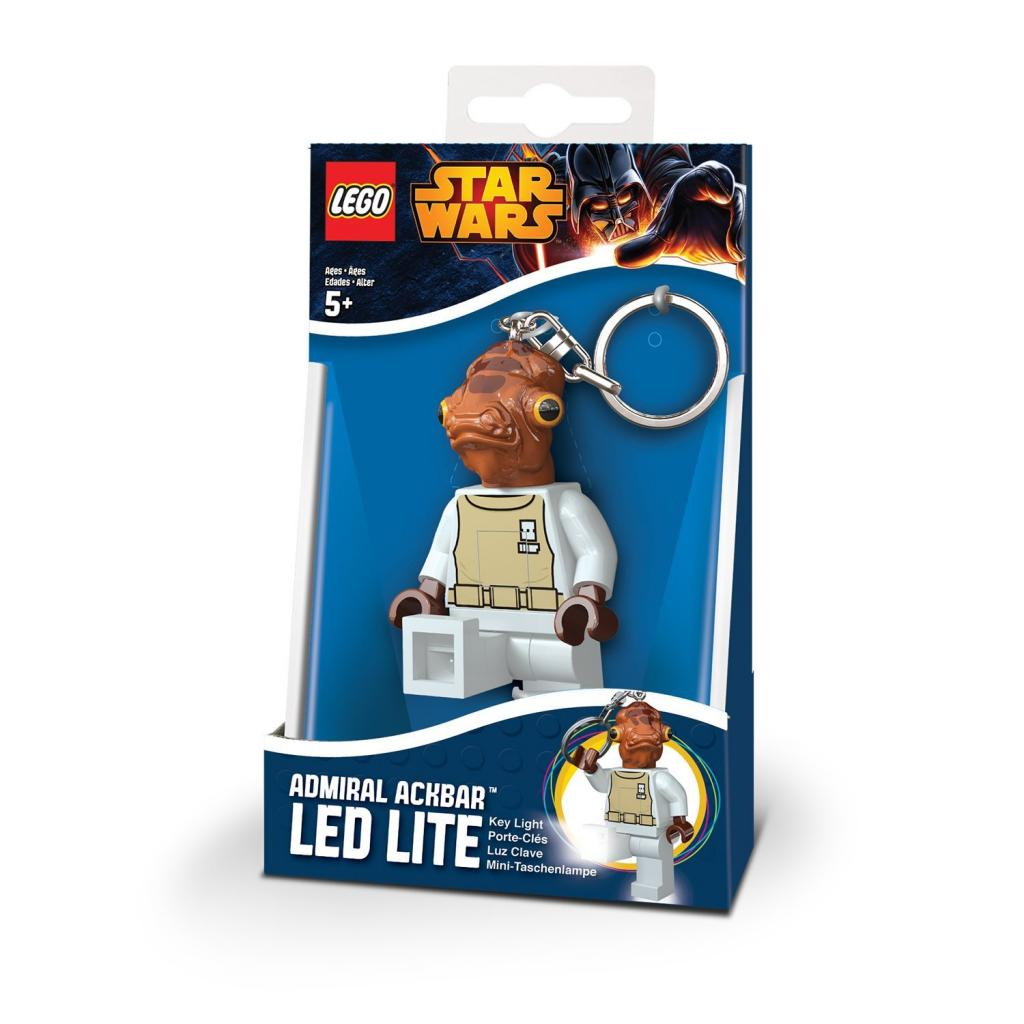 STAR WARS - Lego Admiral Ackbar Key Light