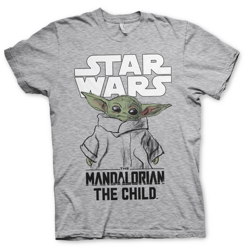 STAR WARS - Mandalorian - The Child - T-Shirt (L)_1
