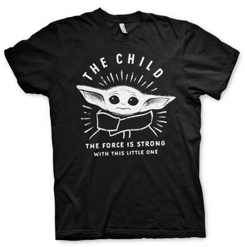 STAR WARS - The Child - The Force is Strong - T-Shirt (S)