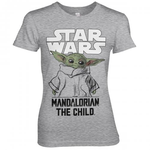 THE MANDALORIAN - The Child - T-Shirt Girl (S)
