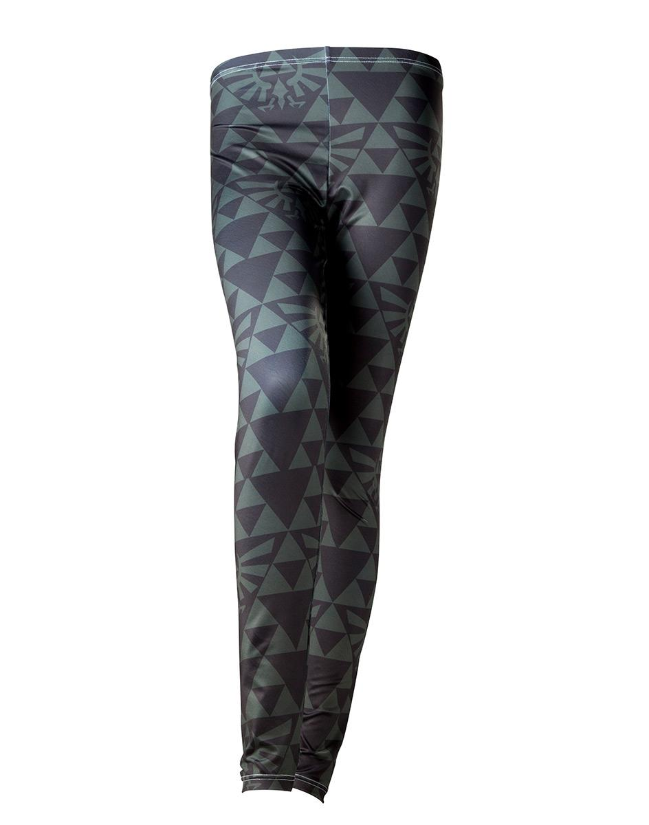 ZELDA - Legging - Green and Black Hyrule (L)