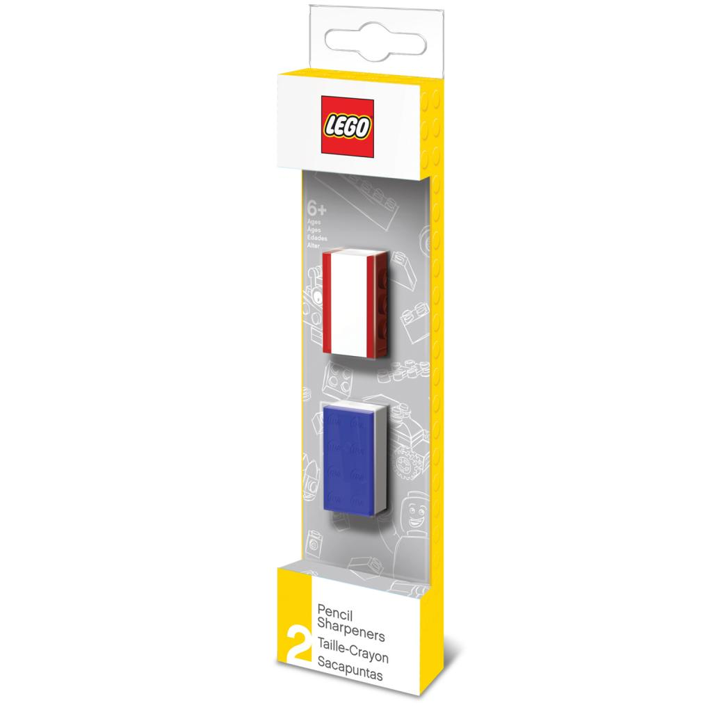LEGO - Taille-Crayon - 2 Pcs