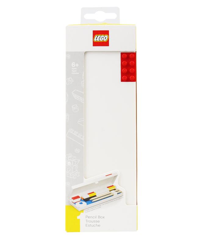 LEGO - Pencil Box 'Red'