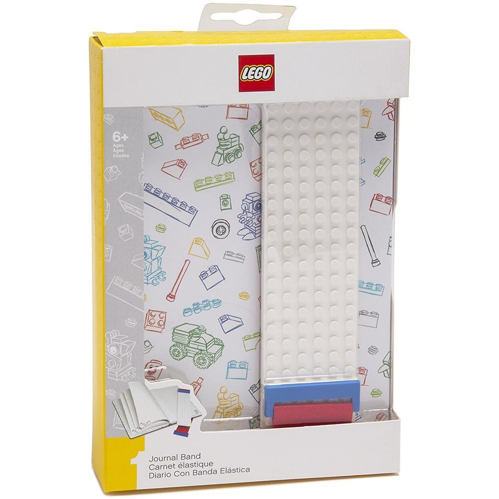 LEGO - Carnet Elastique