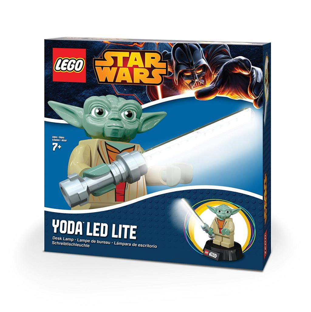 STAR WARS - LEGO LED - Lampe USB de bureau Yoda