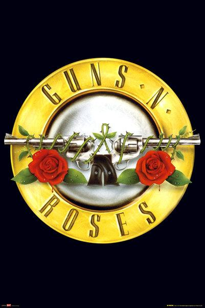 GUNS N ROSES - Poster 61X91 - Logo