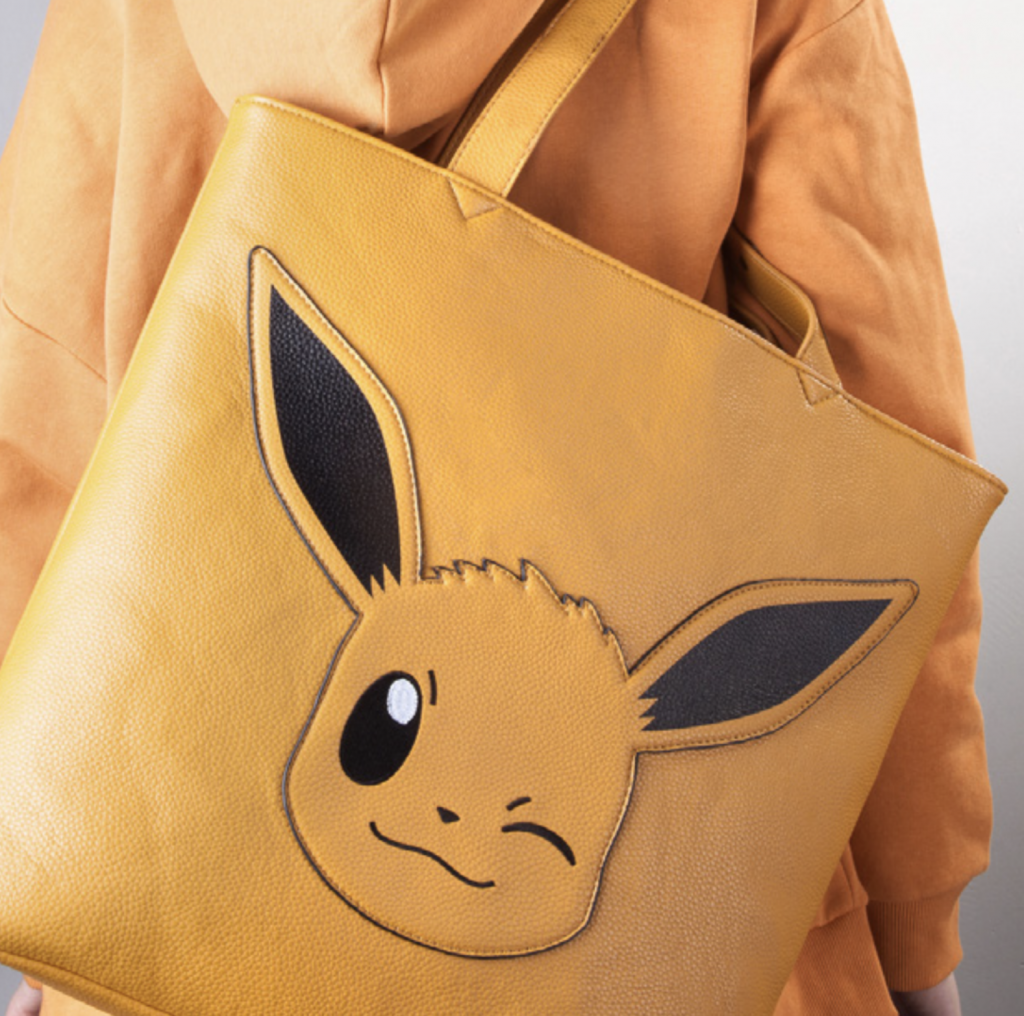 POKEMON - Tota Bag - Eevee_1