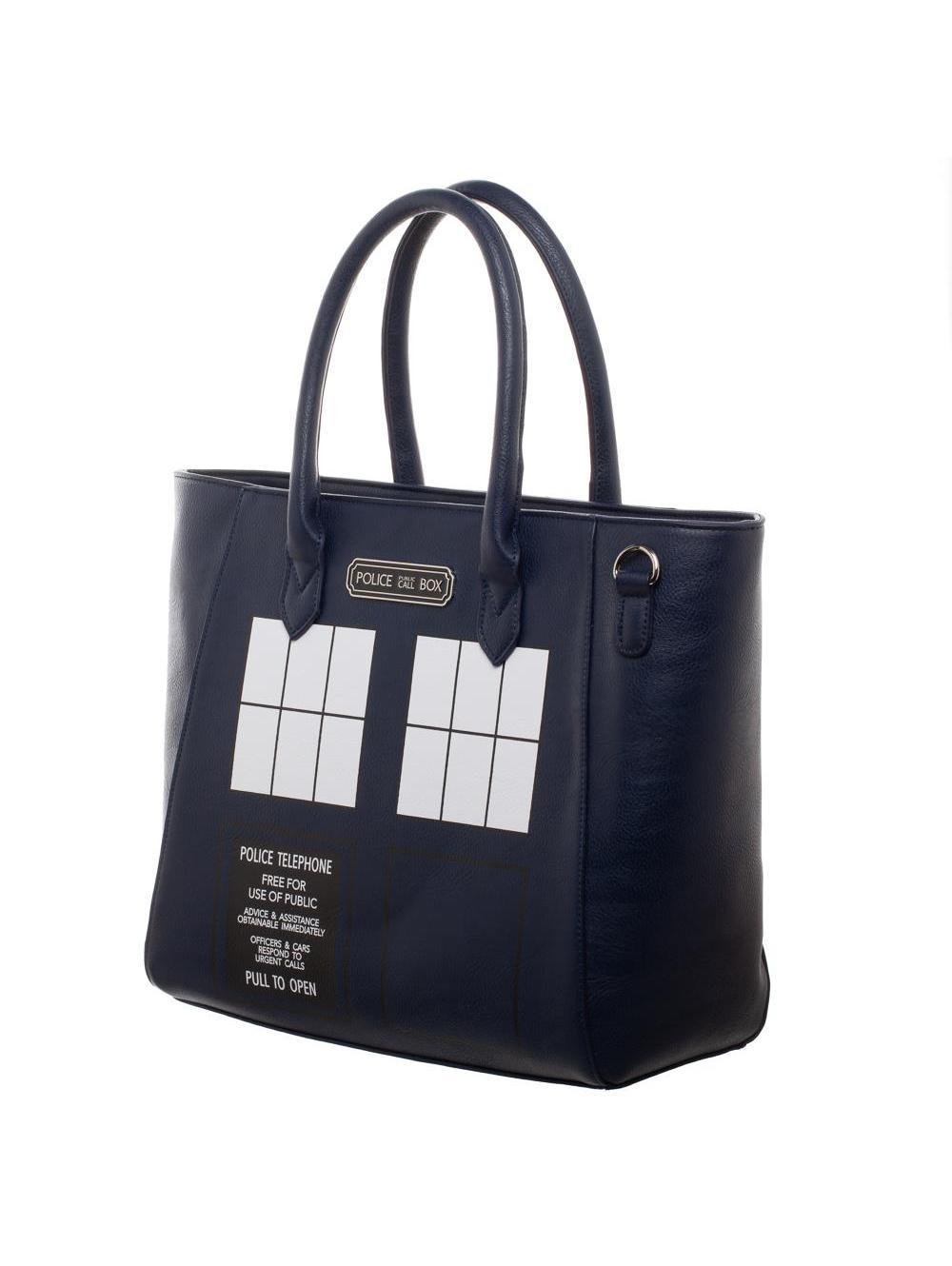 DOCTOR WHO - TARDIS Season 11 Tote Bag