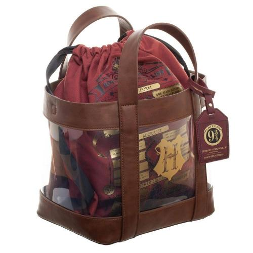 HARRY POTTER - Crest - Sac transparent