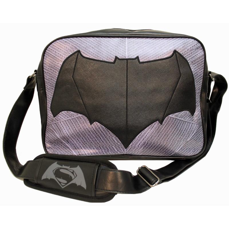 BATMAN vs SUPERMAN - Messenger Bag Batman Logo