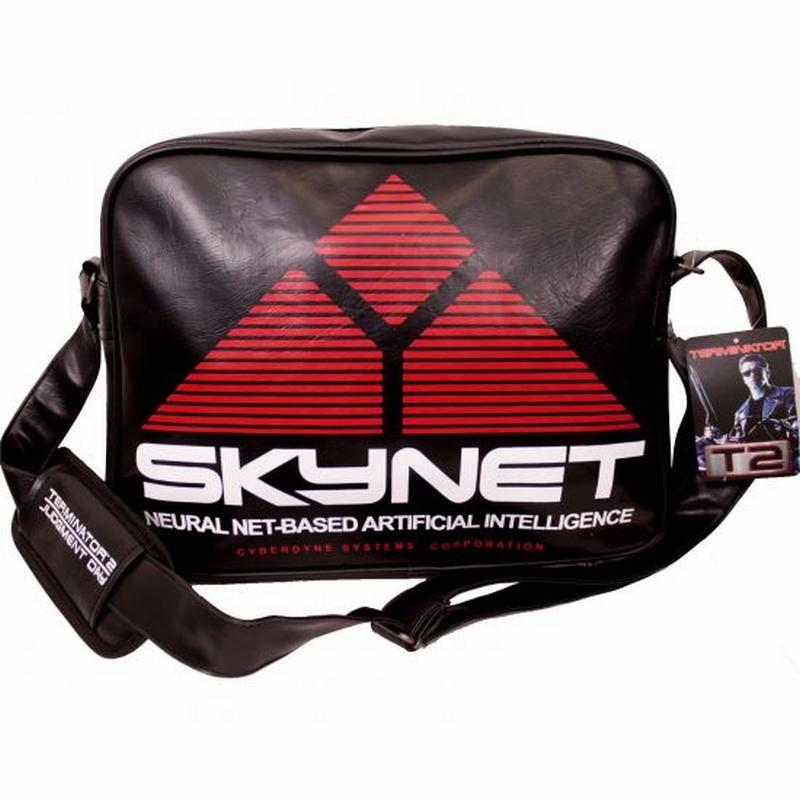 TERMINATOR - Messenger Bag Skynet