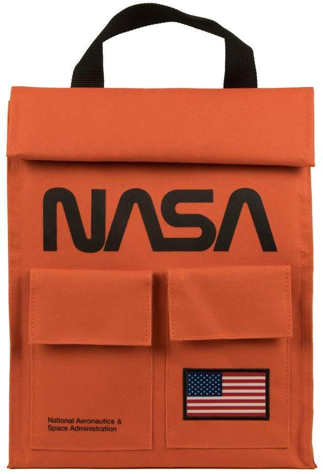 NASA - Orange - Sac pour lunch_1