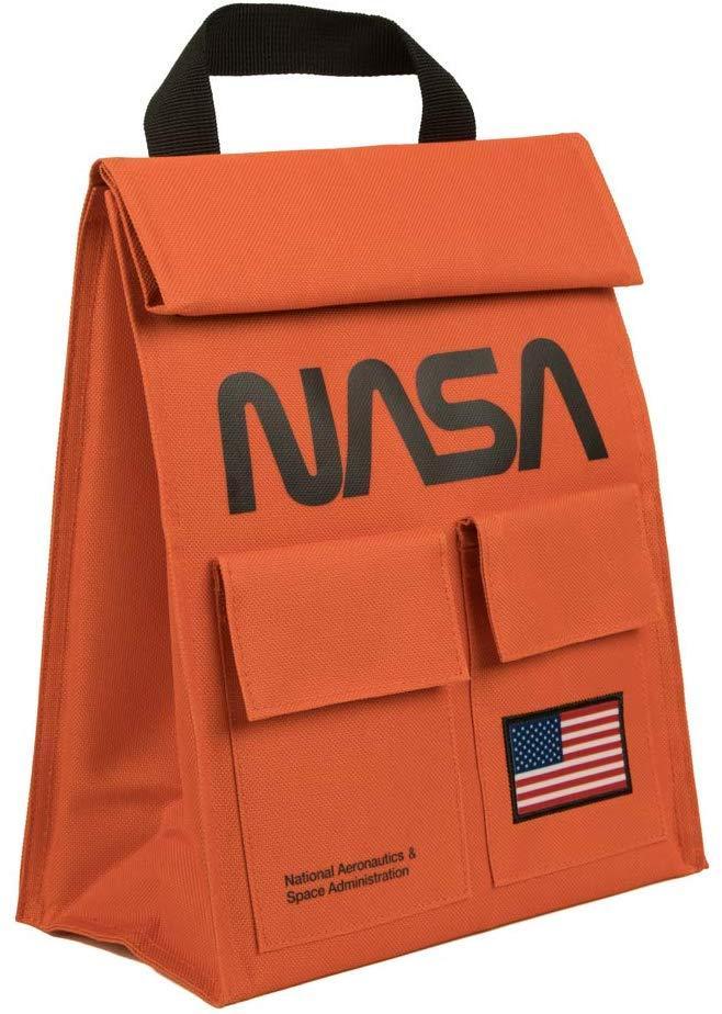 NASA - Orange - Sac pour lunch_2