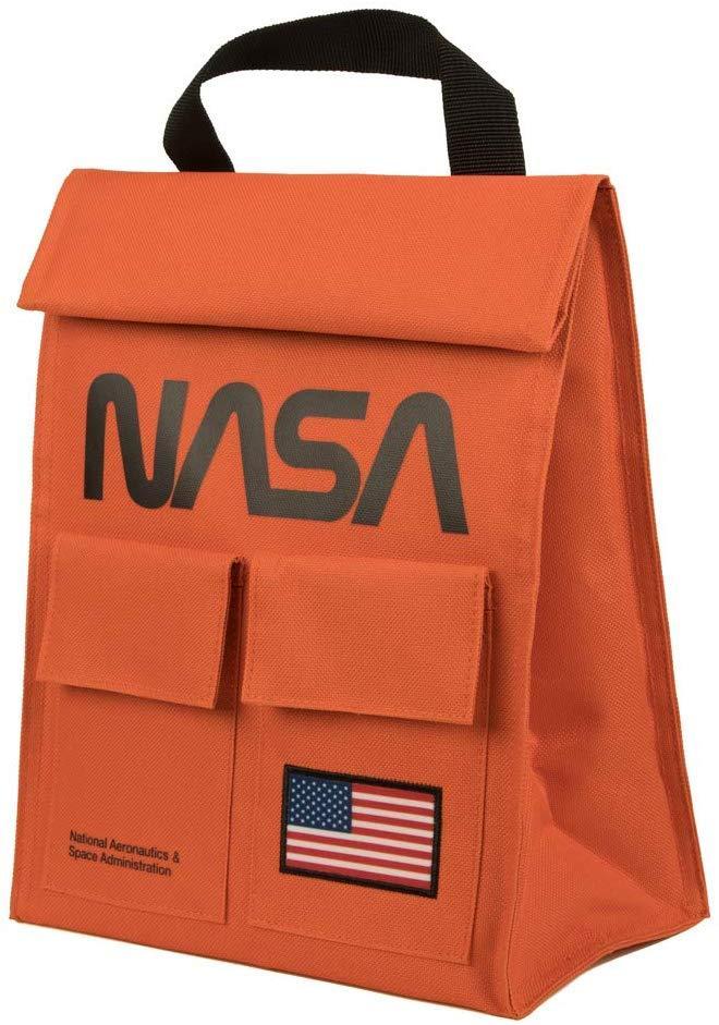 NASA - Orange - Sac pour lunch_3