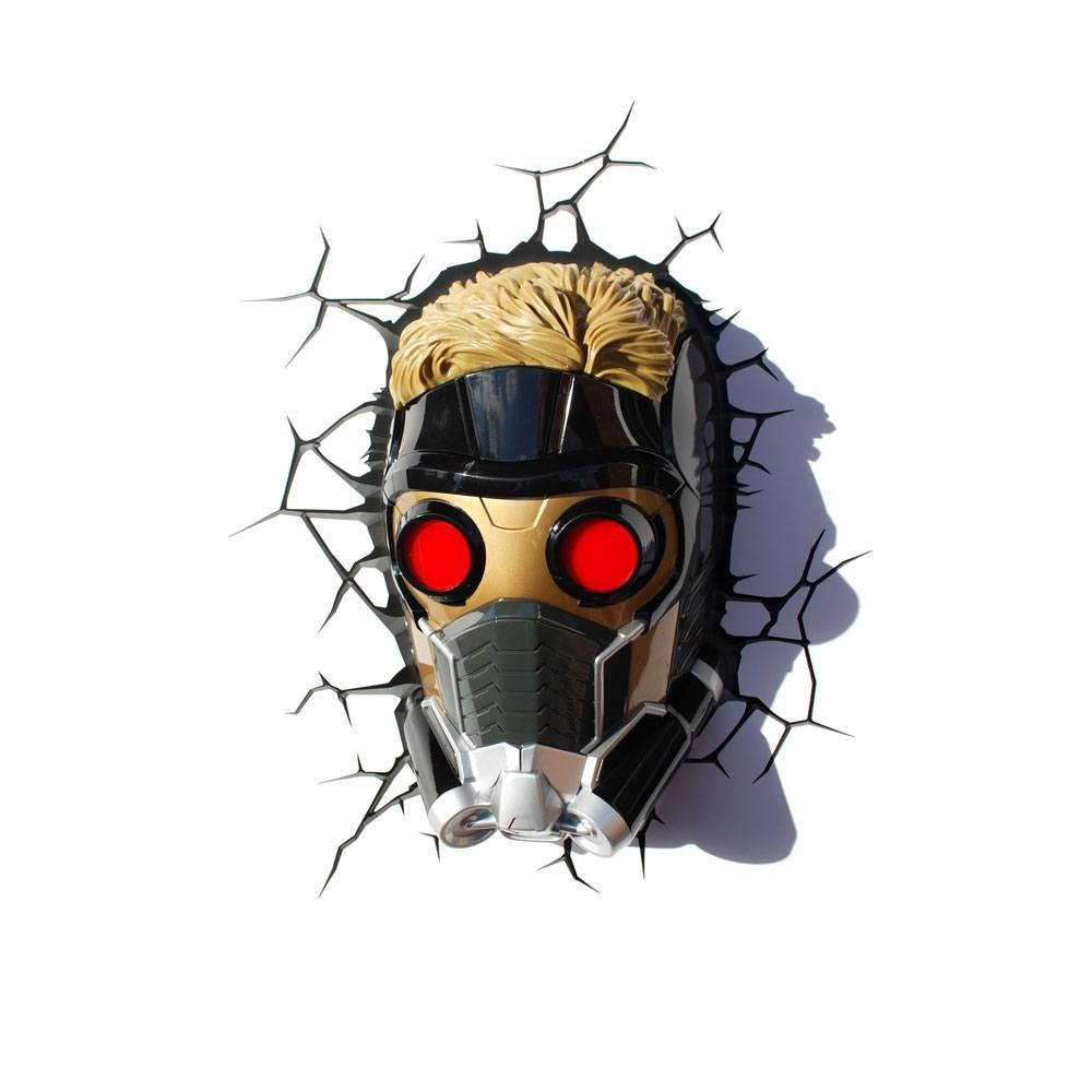 MARVEL - Lampe Decorative 3D - STAR LORD_1