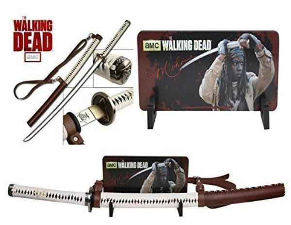 WALKING DEAD - Michonne Katana Replica 1:1_1