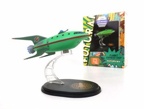 FUTURAMA - Planet Express Ship Model - 14cm