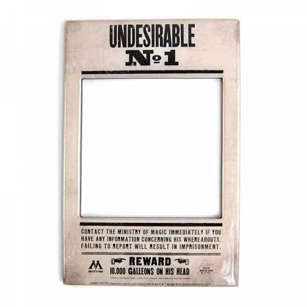 HARRY POTTER - Photo Frame Magnet 10 X 15 - Undesirable N° 1_1