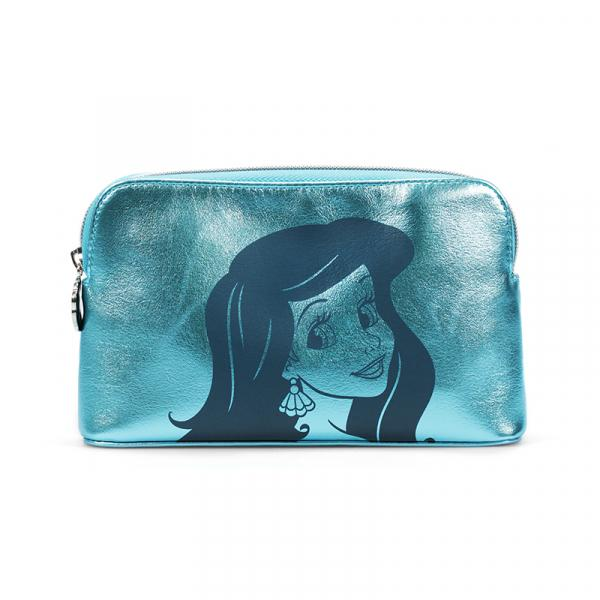 DISNEY - Cosmetic Bag - Princess Ariel 'I Washed Up Like This'