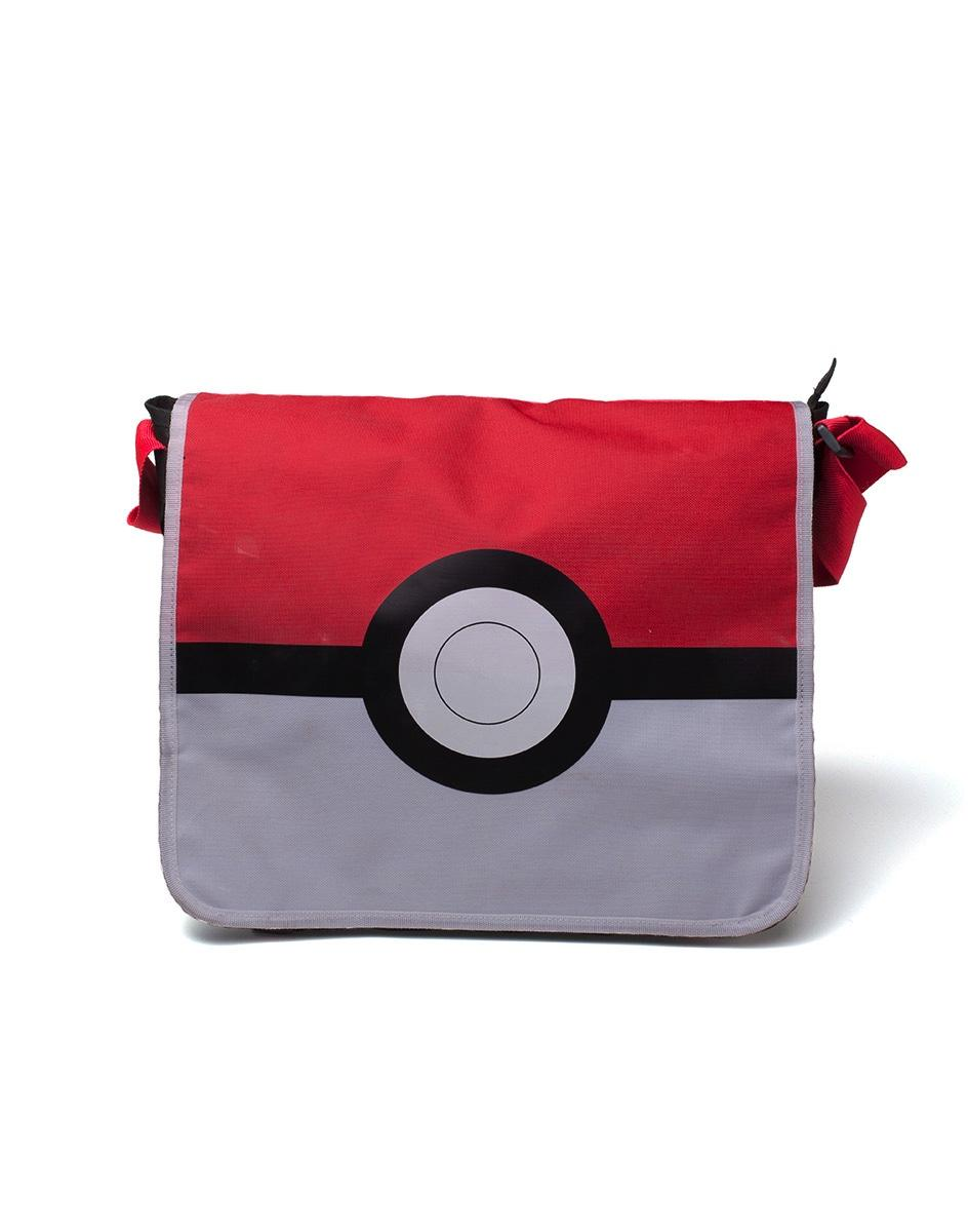 POKEMON - Pokeball Messenger Bag