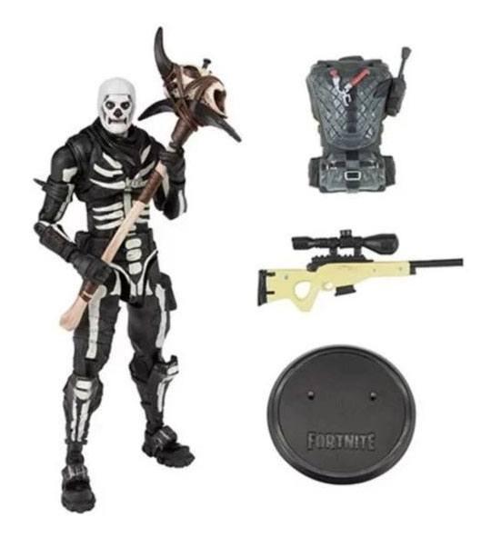FORTNITE - Action Figure - Skull Trooper - 18cm