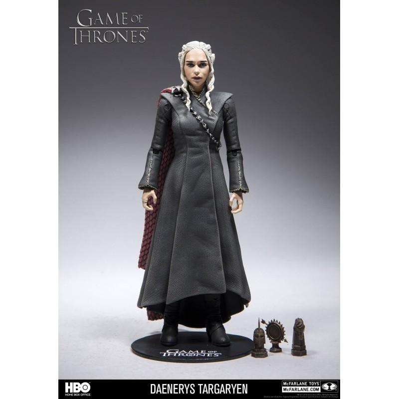 GAME OF THRONES - Action Figure - Deanerys Targaryen - 18cm 'Reprod'