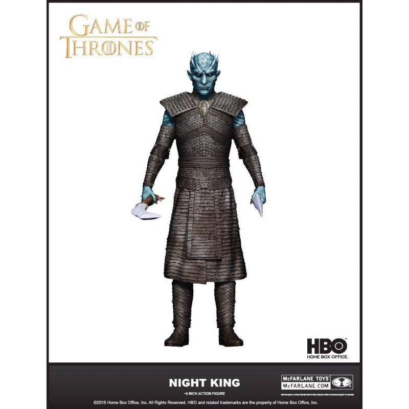 GAME OF THRONES - Action Figure - The Night King - 18cm