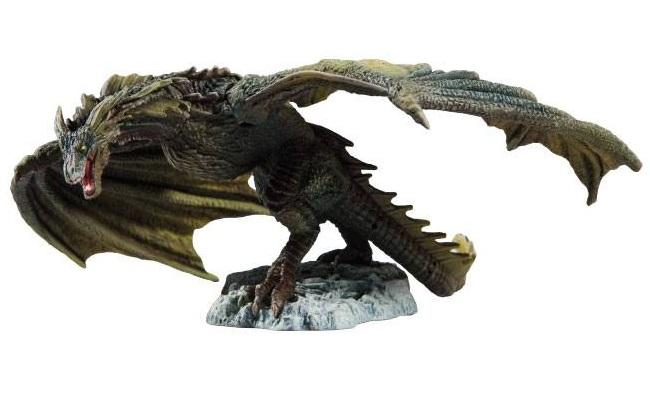 GAME OF THRONES - Action Figure - Rhaegal - 23cm