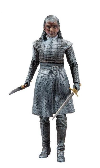 GAME OF THRONES - Action Figure - Arya Stark King's Landing - 15cm