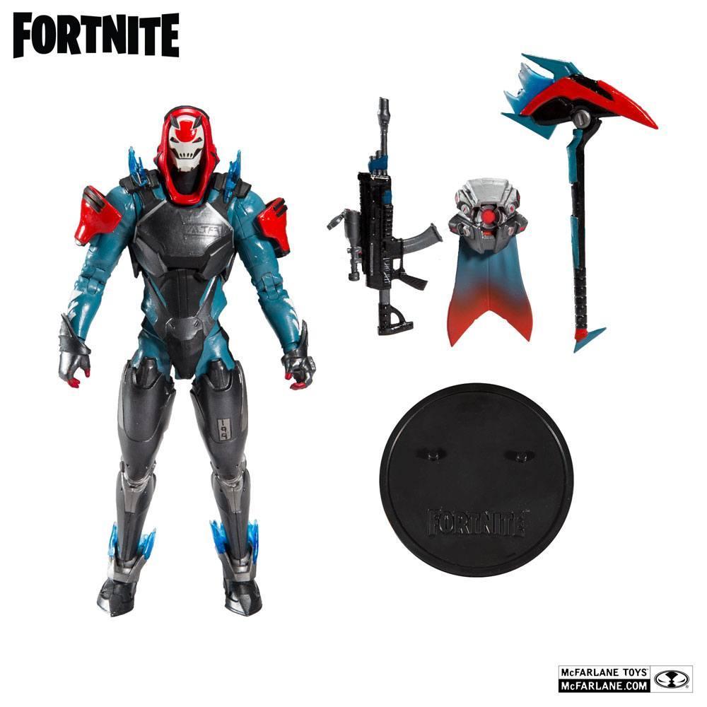 FORTNITE - Vendetta - Figurine articulée 18cm_5