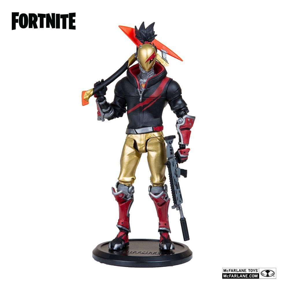 FORTNITE - Action Figure - Red Strike Day & Date - 18cm