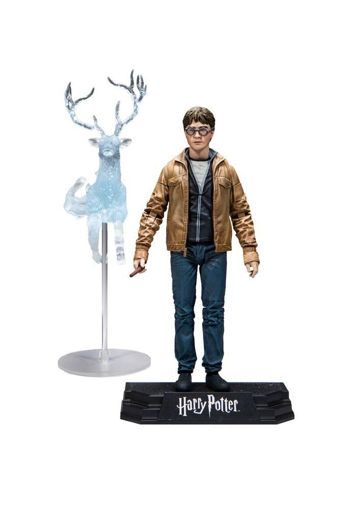 HARRY POTTER 'Deathly Hallows' - Action Figure - Harry Potter - 15cm