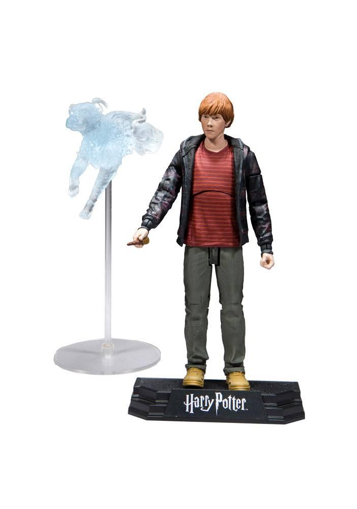 HARRY POTTER 'Deathly Hallows' - Action Figure - Ron Weasley - 15cm