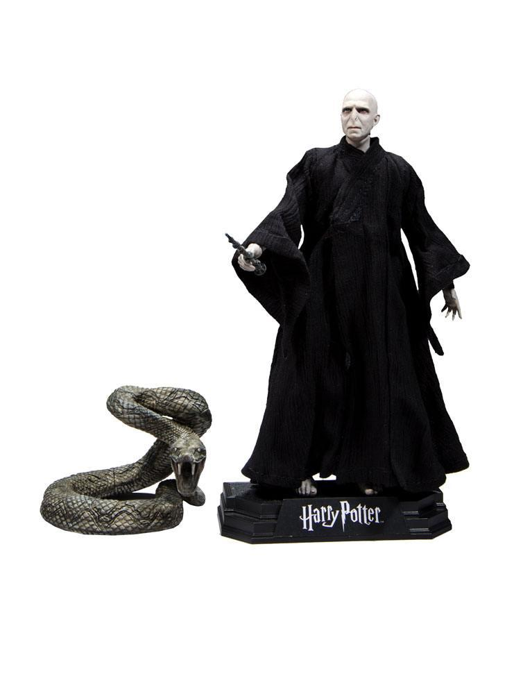HARRY POTTER 'Deathly Hallows' - Action Figure - Lord Voldemort - 18cm