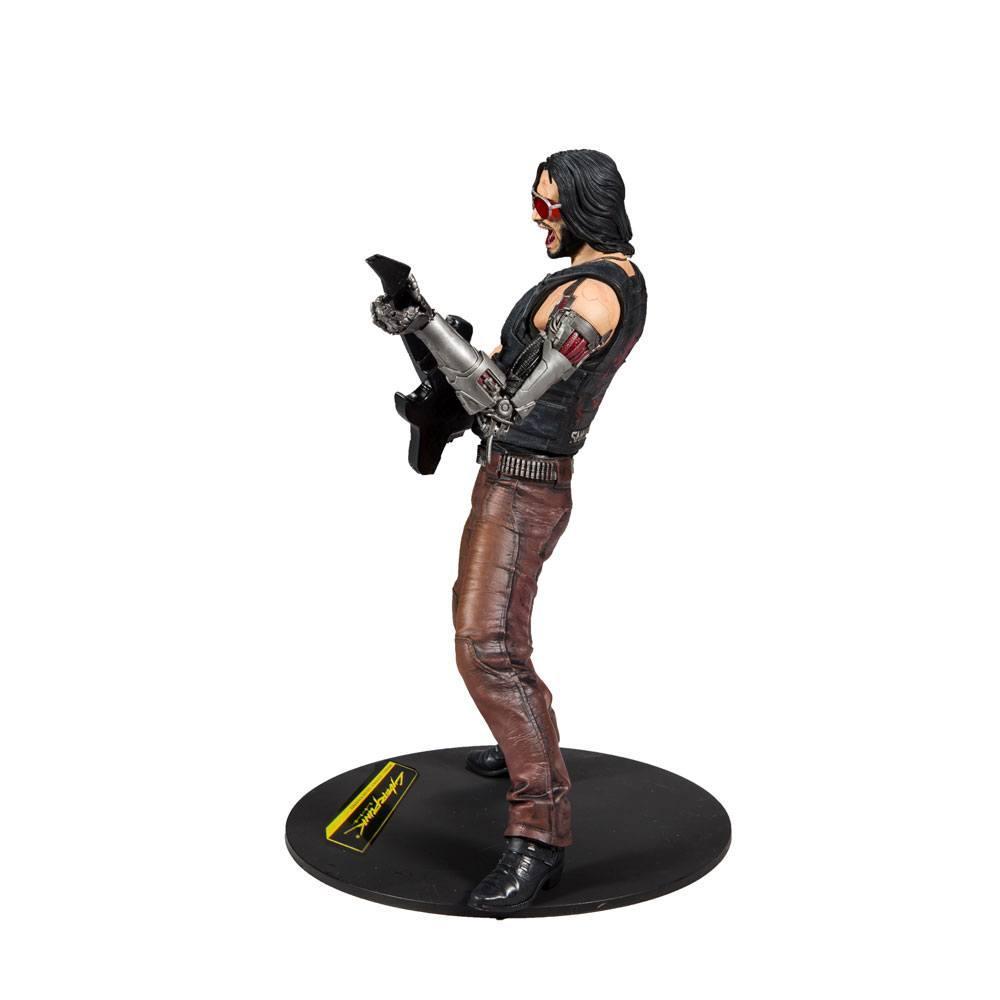 CYBERPUNK 2077 - Johnny Silverhand - Figurine 30cm_2